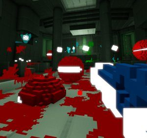 Ooh, check out Gorescript for classic FPS funtimes