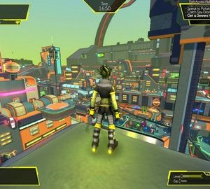 Explore Candy-Colored Futuristic Cities In Hover: Revolt Of Gamers