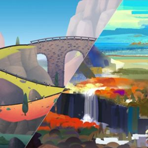 State of the Art: Old Man's Journey