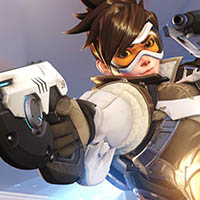 How Overwatch communicates character from a first-person perspective