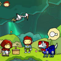 Scribblenauts designer explores the process of creating a massive object library