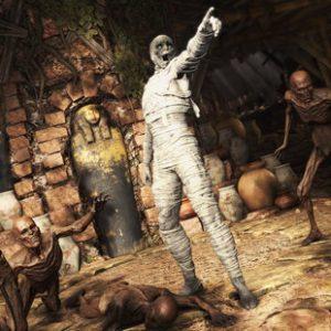 Strange Brigade takes on mummies in demo footage