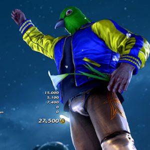 Tekken 7's character customiser is a joyful experience