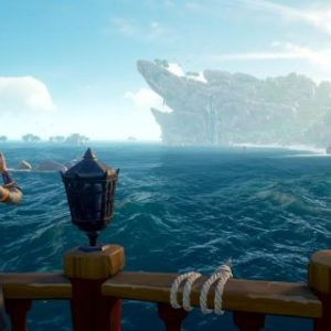 Sea of Thieves' storms, skeletons and treasure hunting