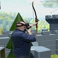 Blog: Building a bow and arrow grappling hook in VR