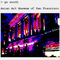 Dev builds a classic text adventure out of Wikipedia entries