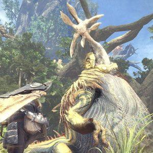 Monster Hunter World shows 23 mins of boss-battling
