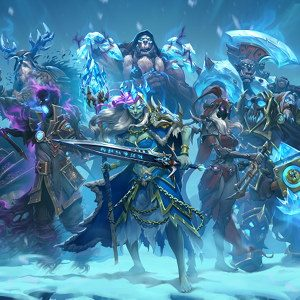 Hearthstone: Knights of the Frozen Throne announced