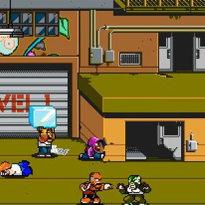 River City Ransom Underground pulled from sale following copyright claims