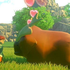 Lovely peaceful adventure Yonder released