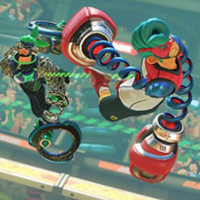 What developers are saying about the design of Nintendo's Arms