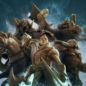 Dota 2 newcomer stream returns to megabucks tourney