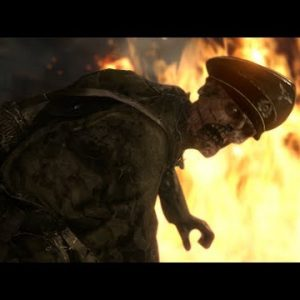 Coming Distractions: Of course Call Of Duty: WWII has Nazi zombies in it