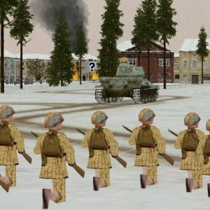 Communal Combat Mission: Turn 9