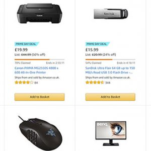 Amazon Prime Day: The best PC game & hardware deals