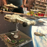 Altering player perception is a powerful design tool, says X-Wing Miniatures dev
