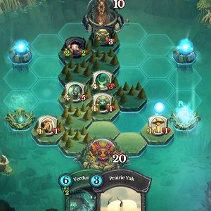 Faeria's Oversky expansion out today