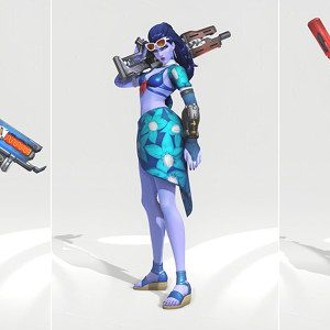 Overwatch Summer Games event returns with new skins