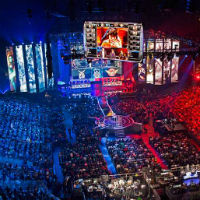 There's a chance eSports could make an appearance at the 2024 Olympic Games