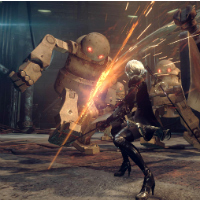 How Platinum '8-bit-ize's Nier: Automata's music on the fly