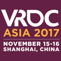 Time is running out to register for VRDC Asia at the lowest price!