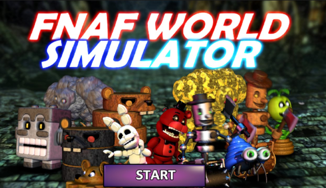 FNAF-World-Simulator-Game-Review FNAF World Simulator Game Review