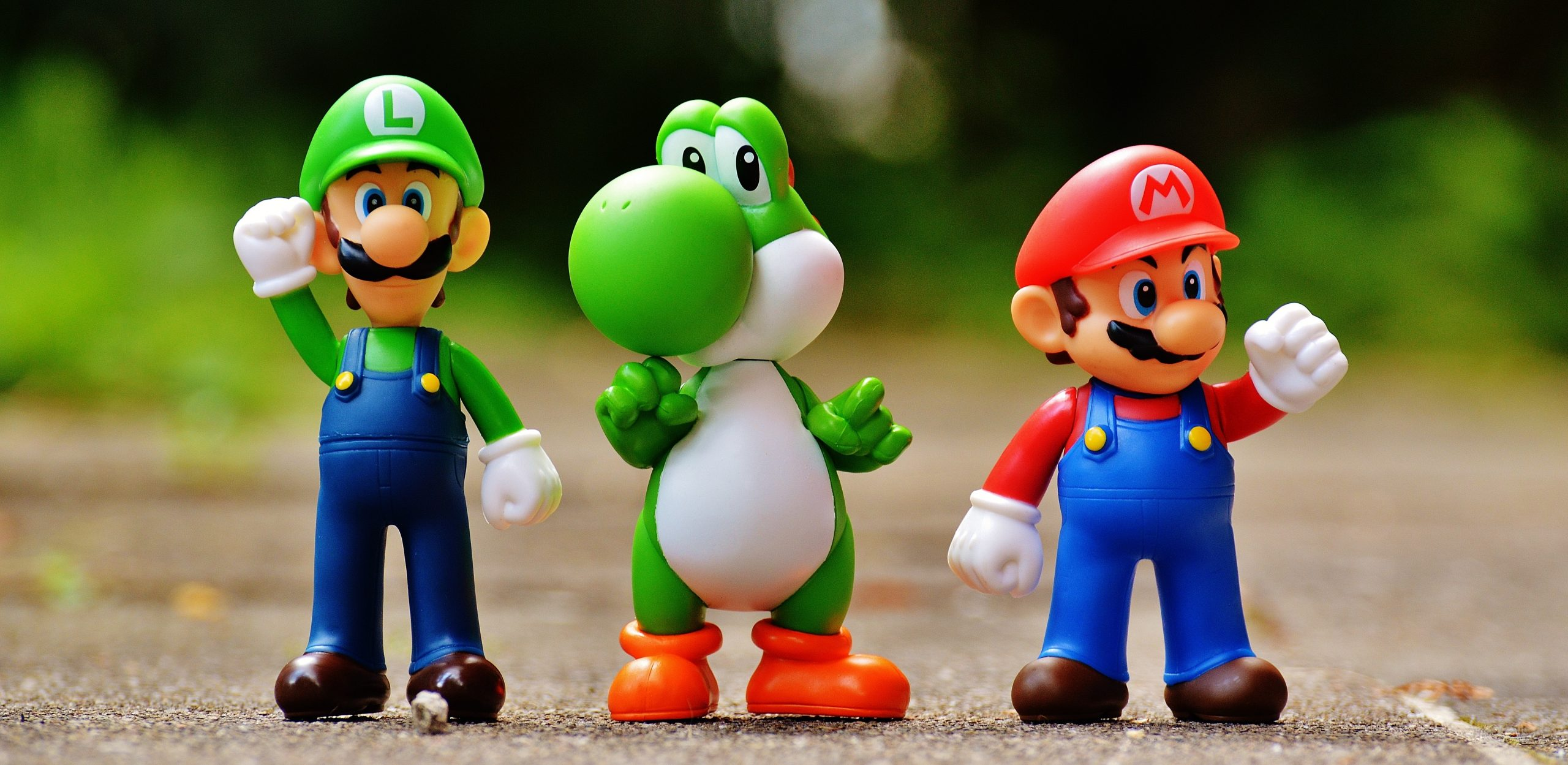 pexels-pixabay-163036-scaled 5 Famous Super Mario Games